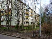 Московский район, Космонавтов проспект, дом 19 к.2. многоквартирный дом