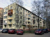 Московский район, Космонавтов проспект, дом 19 к.3. многоквартирный дом