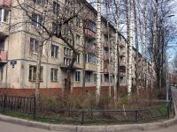 Московский район, Космонавтов проспект, дом 19 к.4. многоквартирный дом