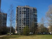 Московский район, Космонавтов проспект, дом 22. многоквартирный дом