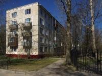 Московский район, Космонавтов проспект, дом 20 к.3. многоквартирный дом