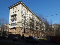 Московский район, улица Ленсовета, дом 4. многоквартирный дом