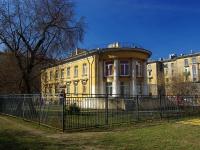 Московский район, улица Ленсовета, дом 7. детский сад №145