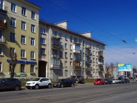 Московский район, улица Ленсовета, дом 13. многоквартирный дом
