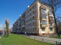 Московский район, улица Ленсовета, дом 16. многоквартирный дом