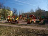 Московский район, улица Алтайская. детская площадка