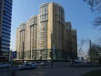 Московский район, проезд 5-й Предпортовый, дом 1. многоквартирный дом