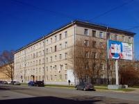 Московский район, улица Авиационная, дом 25. многоквартирный дом