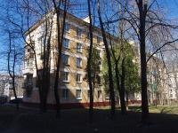 Московский район, улица Авиационная, дом 26. многоквартирный дом