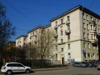 Московский район, улица Алтайская, дом 4. многоквартирный дом