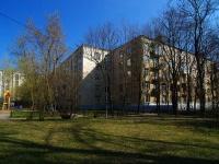 Московский район, улица Алтайская, дом 7. многоквартирный дом