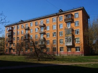 Московский район, улица Алтайская, дом 9. многоквартирный дом