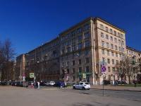 Московский район, улица Алтайская, дом 12. многоквартирный дом