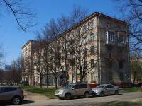 Московский район, улица Алтайская, дом 14. многоквартирный дом