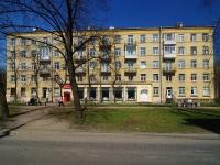 Московский район, улица Алтайская, дом 16. многоквартирный дом