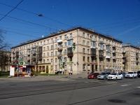 Московский район, улица Алтайская, дом 18. многоквартирный дом