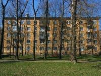 Московский район, улица Алтайская, дом 19. многоквартирный дом