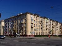 Московский район, улица Алтайская, дом 20. многоквартирный дом