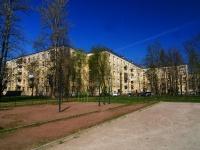 Московский район, улица Алтайская, дом 21. многоквартирный дом