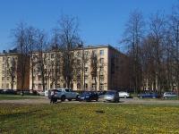 Московский район, улица Алтайская, дом 22. многоквартирный дом
