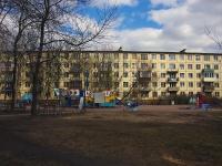 Московский район, улица Бассейная, дом 1. многоквартирный дом