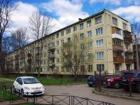Московский район, улица Бассейная, дом 5. многоквартирный дом