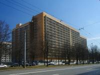 Московский район, улица Бассейная, дом 8 ЛИТ А. строящееся здание