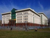 Московский район, улица Бассейная, дом 6. суд Санкт-Петербургский городской суд
