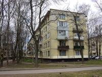 Московский район, улица Бассейная, дом 13. многоквартирный дом