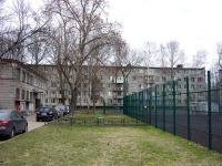 Московский район, улица Бассейная, дом 15. многоквартирный дом