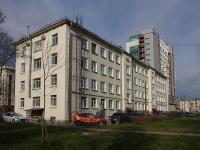 Московский район, улица Бассейная, дом 19. поликлиника Городская поликлиника №48