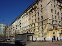 Московский район, улица Бассейная, дом 12. многоквартирный дом