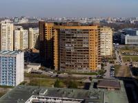 Московский район, улица Бассейная, дом 10. многоквартирный дом