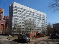 Московский район, Витебский проспект, дом 19 к.2. многоквартирный дом