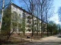 Московский район, Витебский проспект, дом 21 к.1. многоквартирный дом