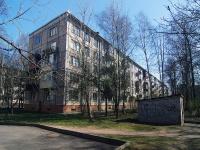 Московский район, Витебский проспект, дом 21 к.2. многоквартирный дом