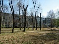 Московский район, Витебский проспект, дом 21 к.3. многоквартирный дом