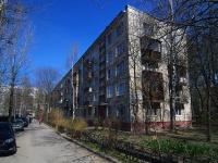 Московский район, Витебский проспект, дом 21 к.4. многоквартирный дом
