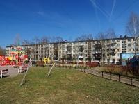 Московский район, Витебский проспект, дом 23 к.1. многоквартирный дом