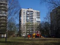 Московский район, Витебский проспект, дом 29 к.1. многоквартирный дом