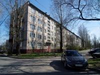 Московский район, Витебский проспект, дом 31 к.1. многоквартирный дом