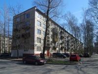 Московский район, Витебский проспект, дом 31 к.2. многоквартирный дом