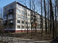 Московский район, Витебский проспект, дом 31 к.3. многоквартирный дом