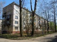 Московский район, Витебский проспект, дом 31 к.4. многоквартирный дом