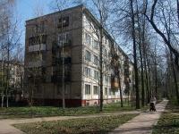 Московский район, Витебский проспект, дом 31 к.5. многоквартирный дом