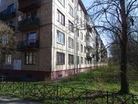Московский район, Витебский проспект, дом 33 к.5. многоквартирный дом