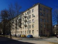 Московский район, улица Победы, дом 6. многоквартирный дом