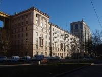 Московский район, улица Победы, дом 7. многоквартирный дом