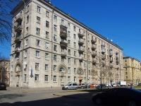 Московский район, улица Победы, дом 8. многоквартирный дом