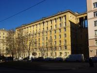 Московский район, улица Победы, дом 11. многоквартирный дом
